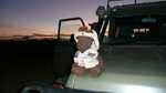 Pre-sunrise Serengeti