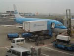 A4- here's one of the KLM planes.